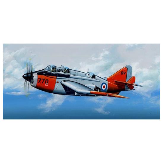 """Trumpeter 01630 Сборная модель самолета BRITISH """"Gannet"""" T.MK.2 (1:72)"""