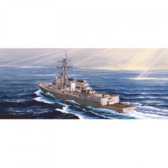 Trumpeter 04526 Сборная модель корабля USS Lassen DDG-82 (1:350)