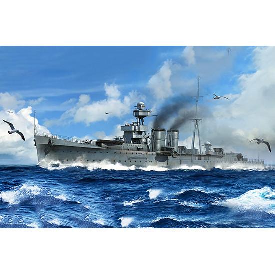 Trumpeter 05362 Сборная модель корабля HMS Calcutta (1:350)