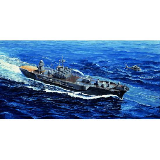 Trumpeter 05717 Сборная модель корабля USS BLUE RIDGE LCC-19 2004 (1:700)