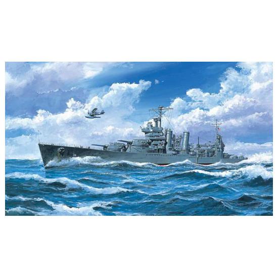Trumpeter 05746 Сборная модель корабля USS San Francisco CA-38 (1942) (1:700)