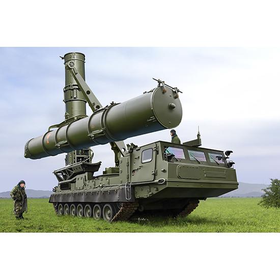 Trumpeter 09520 Сборная модель РК Russian S-300V 9A84 SAM (1:35)