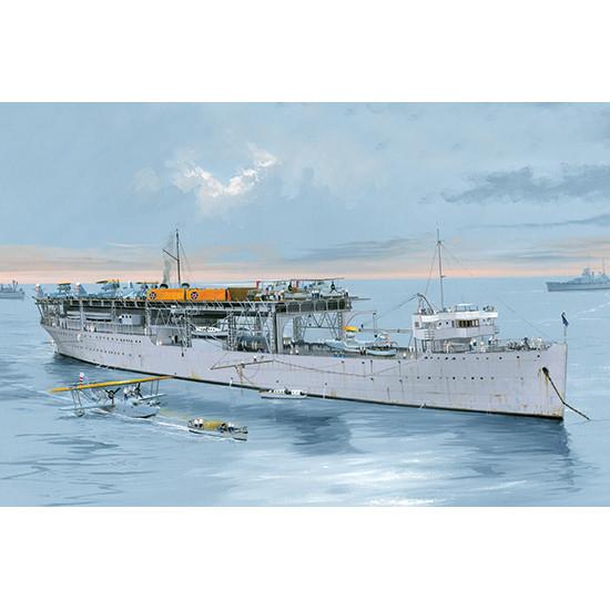 Trumpeter 05632 Сборная модель корабля USS Langley AV-3 (1:350)