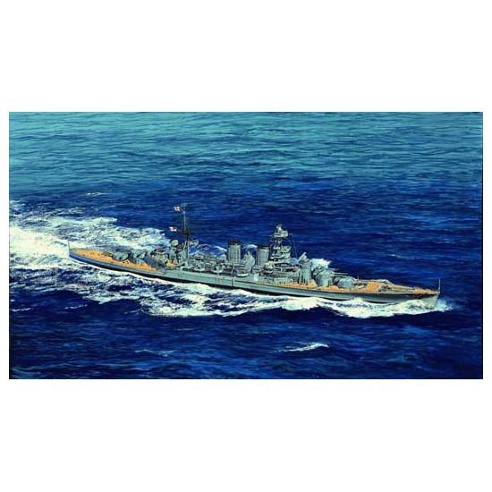 Trumpeter 05740 Сборная модель корабля HMS HOOD 1941 (1:700)