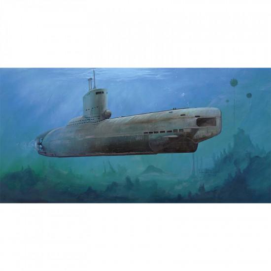 Trumpeter 05908 Сборная модель подлодки German Type XXIII U-Boat (1:144)