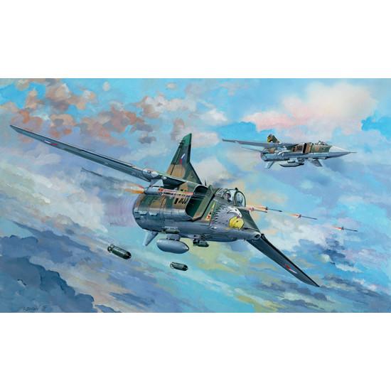 Trumpeter 05801 Сборная модель самолета Mig-23BN Flogger H (1:48)